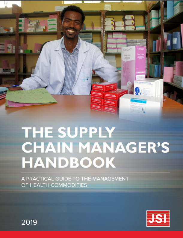 Supply chain manager handbook