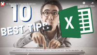 Excel tips video